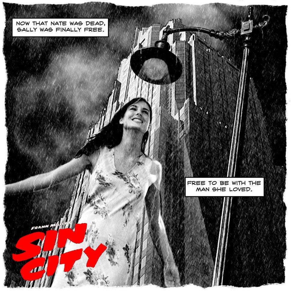 Урок: Постигане на ефект в стил Sin City